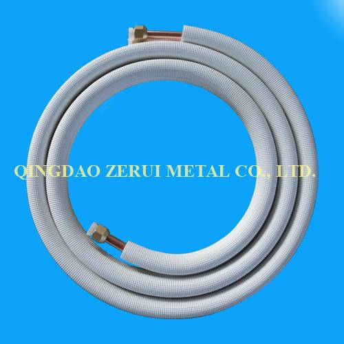 Insulated Pair Coil Copper Tube for 9000BTU Air Conditioner