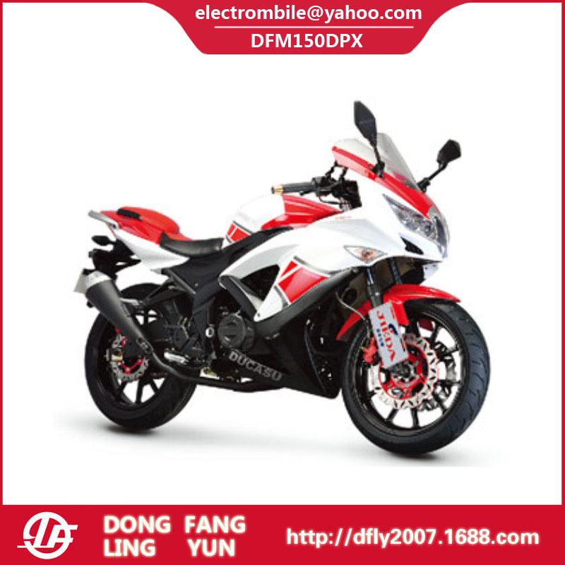 DFM150DHF - Hot selling Racing car gasoline motorcycle good quality motorcycle from China