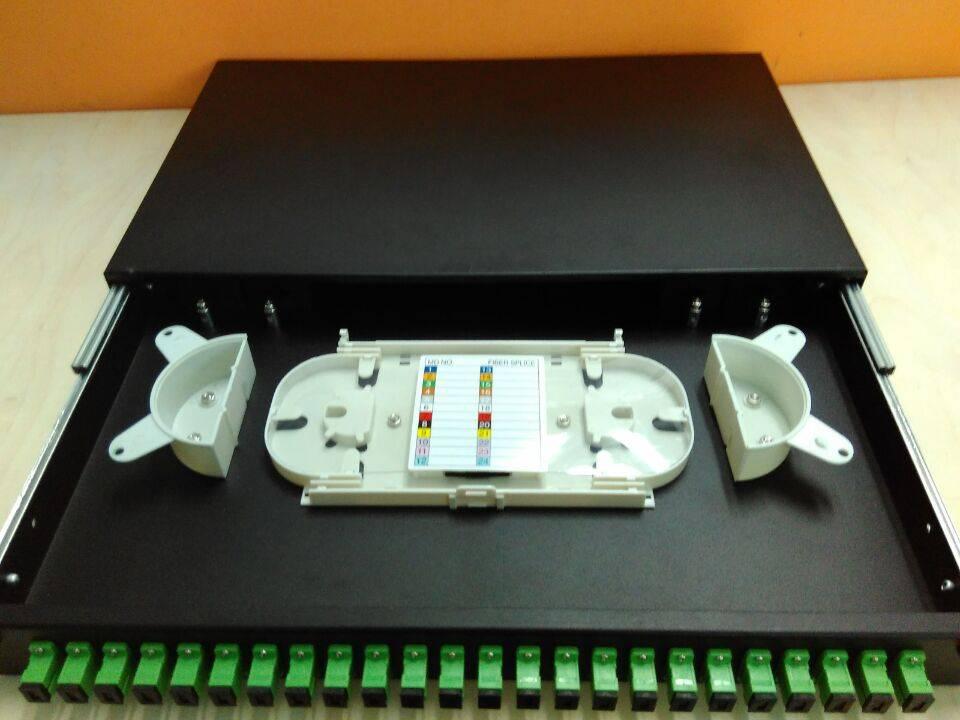24 - Port Rack mount patch panel