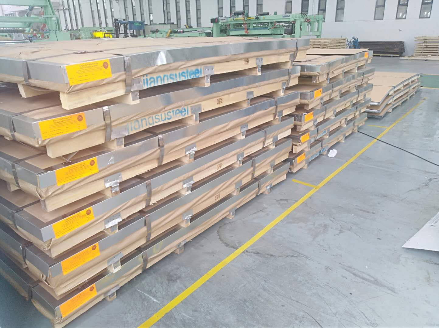 ASTM 304 Stainless Steel Plate - Jiangsu Steel Group Co