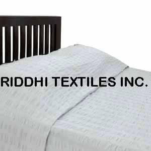 Seersucker Cotton Bedspreads