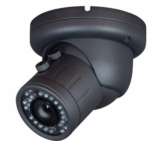 IR Vandalproof Dome Camera FBIJ17-36-2.8-12-DE with CE, FCC certificates