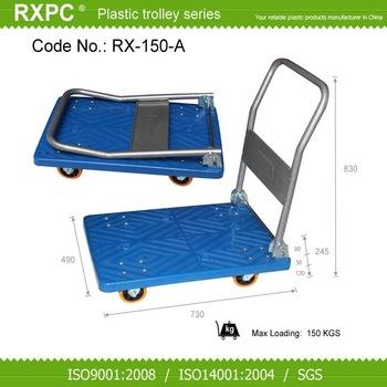 plastic platform handcart series