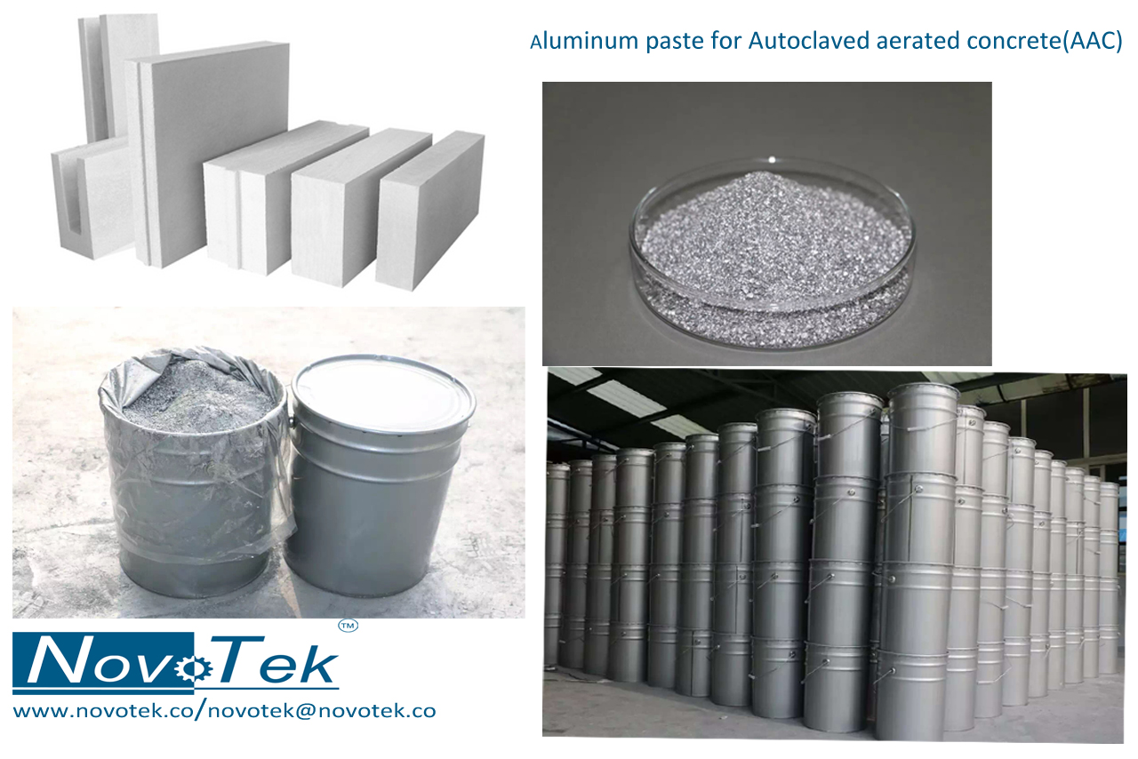Aluminum Powder for autoclaved aerated concrete(AAC)