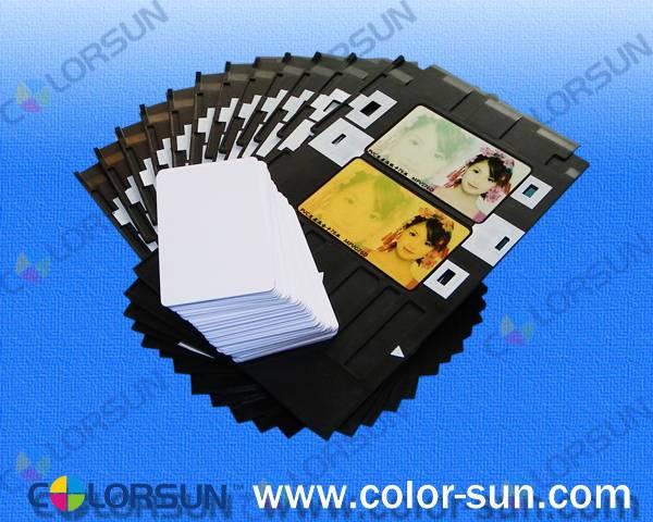 PVC Card Tray for Epson Printer