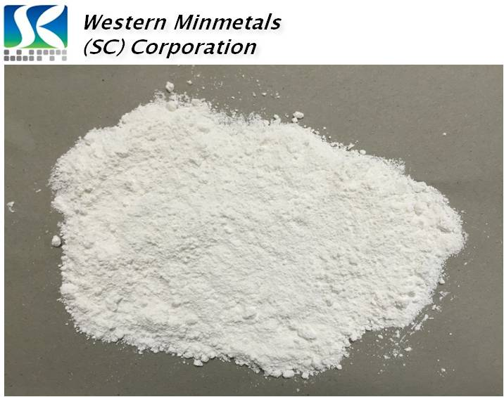 High Purity Tellurium Oxide at Western Minmetals TeO2 3N 4N 5N