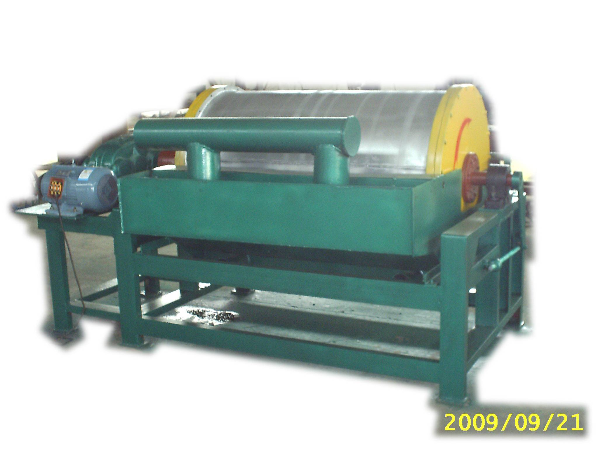 NCT series  Thickening Magnetic Separator  for  iron ore