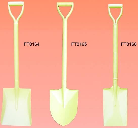 Shovel with Steel Handle -S502 S501 S512