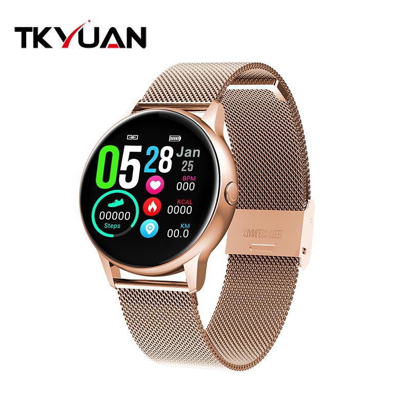 IP68 Waterproof Smart Watch Bluetooth SmartWatch Heart Rate Blood Pressure Sport Watch