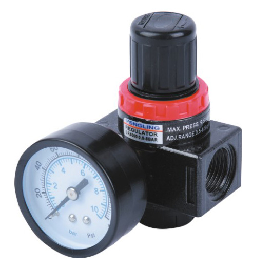 BR2000 BR3000 BR4000 Pneumatic Pressure Regulators