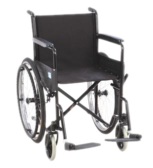 XSG102 Outdoor and Indoor Manual Wheelchair