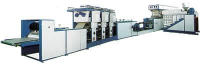 Plastic Coating & Lamination Machine