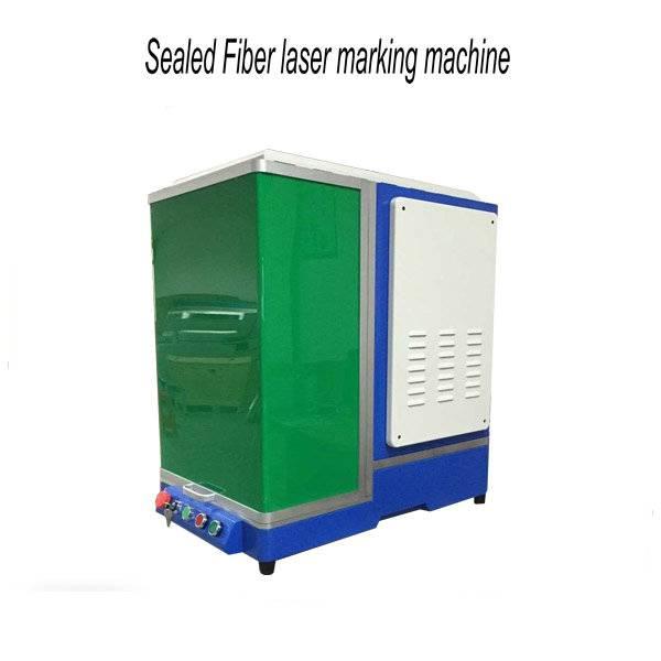 Manufacture Price 20W Metal sealed Fiber Laser Marking Machine
