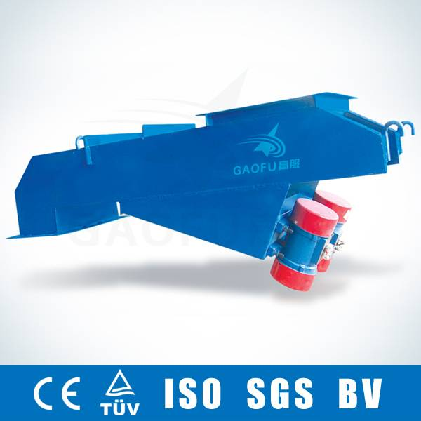 Huge output electric vibrator feeder