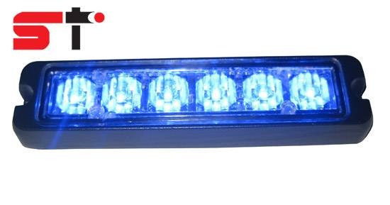 Grille Light 6 led surface mount lighthead