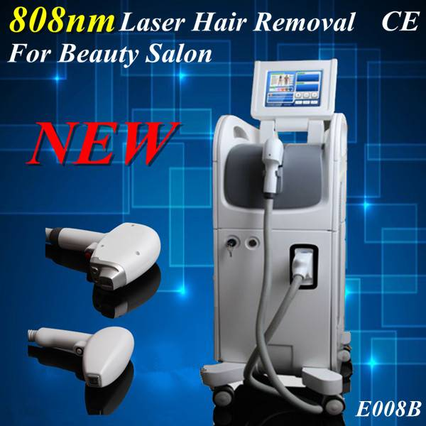New Salon Use 808 diode laser hair removal machine with lowest price, laser hair remover SG-E008B