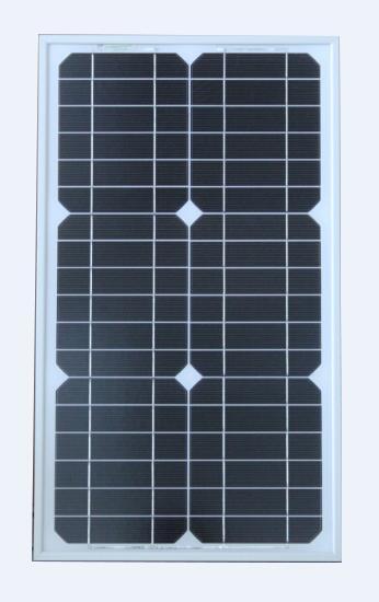 mono-crystalline solar energy  30W