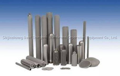 BEOT®-porous metal filter cartridge