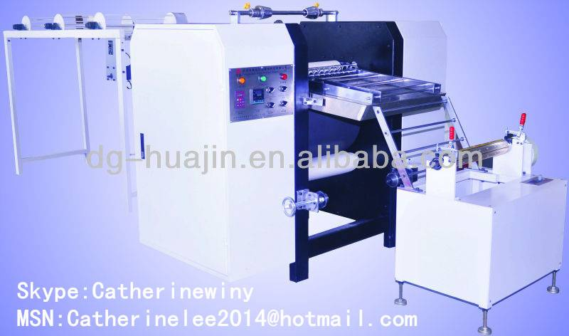 hj6800 heat transfer printing machine