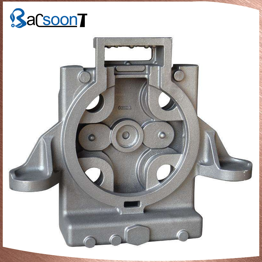 Custom casting grey iron reduction gears spare part