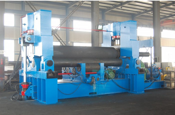 W11S-83000 up roller universal rolling machine specification plate bending machine