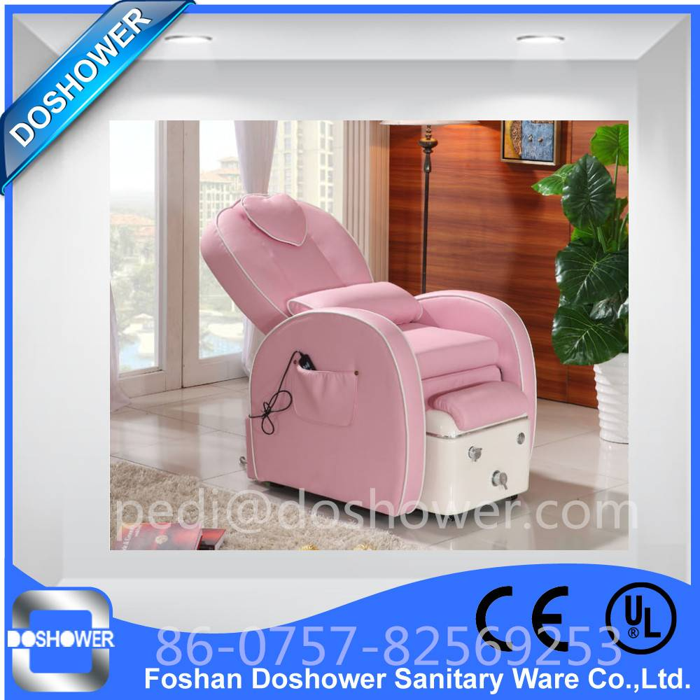 Doshower DS-W22 wholesale pedicure chairs with fliber glass bowl