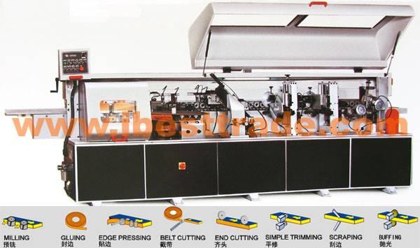 E15F AUTOMATIC EDGE BANDING MACHINE