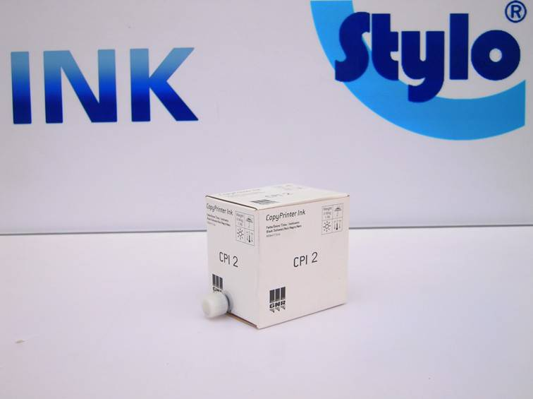Duplicator CPI2 Color Ink For Ricoh