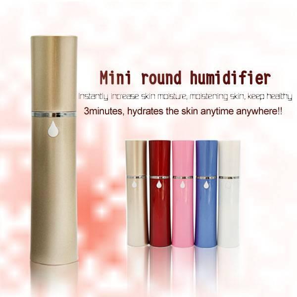 nano handy mist spray  facial beauty steamer