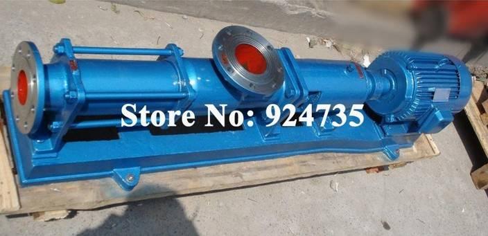 G Single Rotary Screw Pump