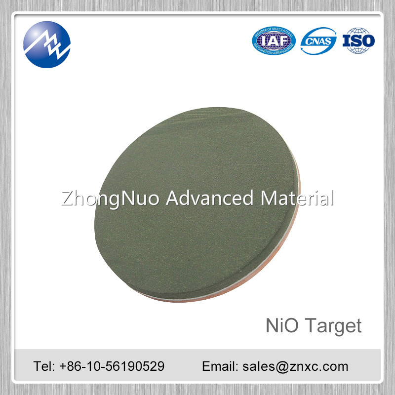 Manufacture High purity NiO target