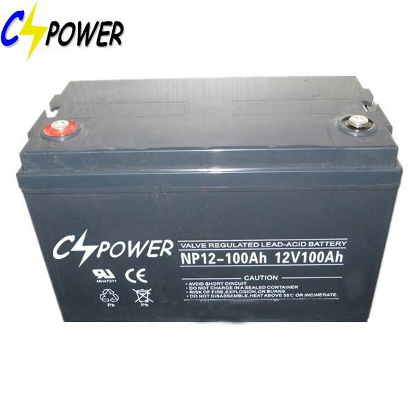 UPS Battery 12V 100ah AGM SLA Battery (CS12-100D)