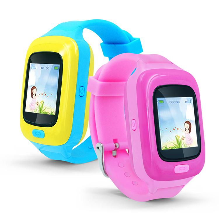 private latest smart watch bracelet waterproof kids gps watch