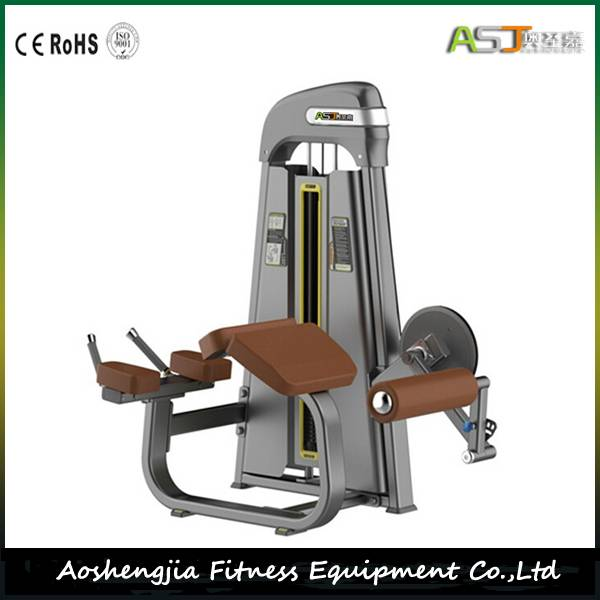 Gym Fitness Equipment/S814 Prone Leg Curl