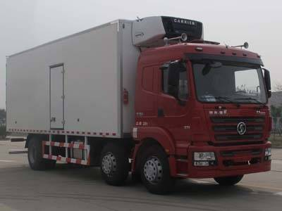 CLW 5255XLCGL549 fefrigerated truck