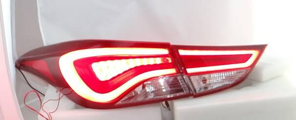 Hyundai Elantra LED tail lamp