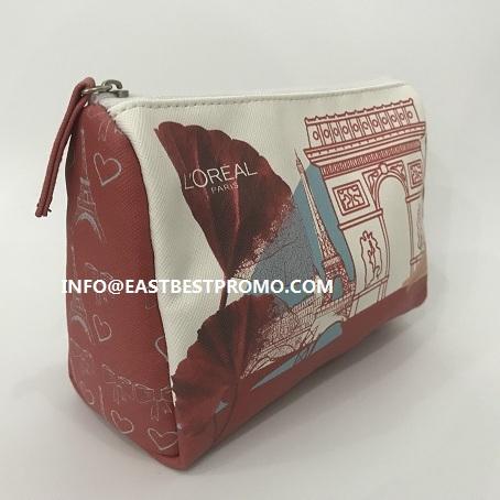 L'oreal PVC/PU beauty bag