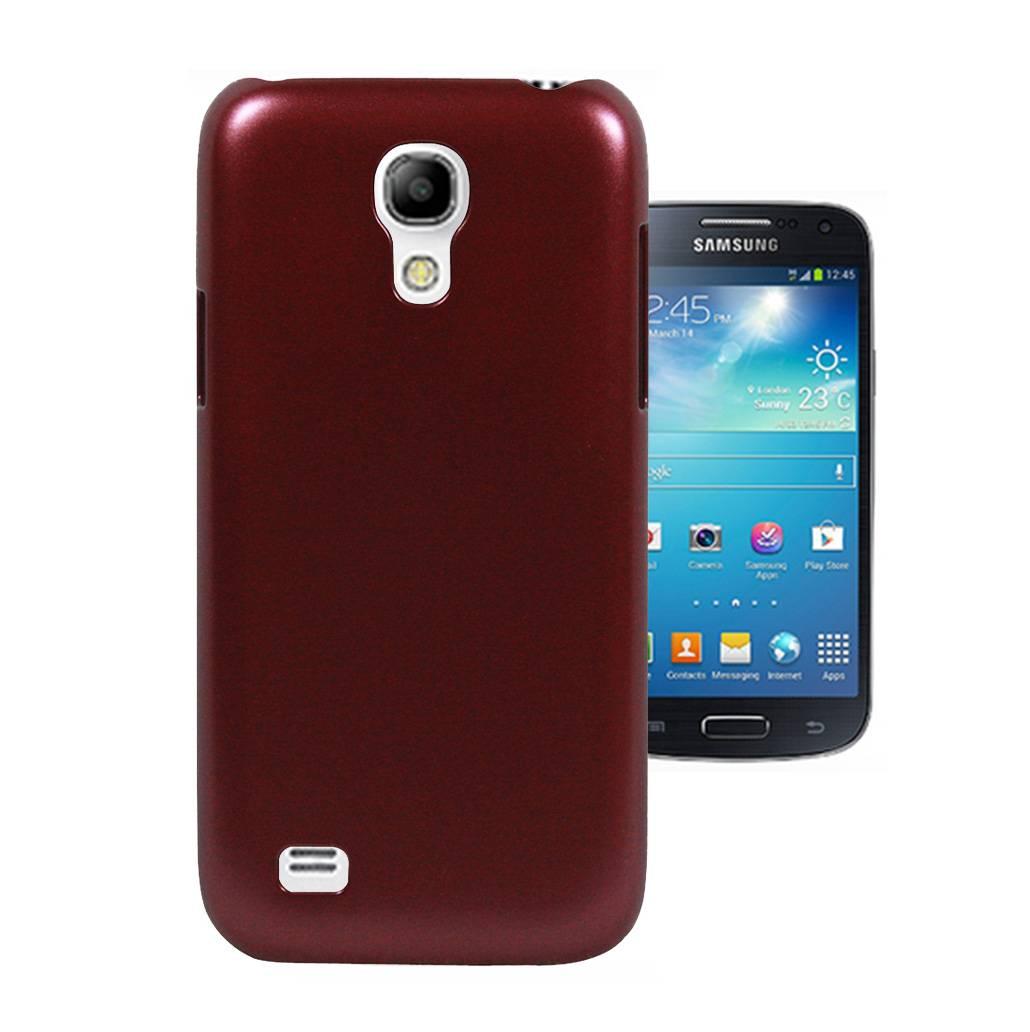 Metallic Paint Coated Phone Case for Samsung Galaxy S4 Mini I9190