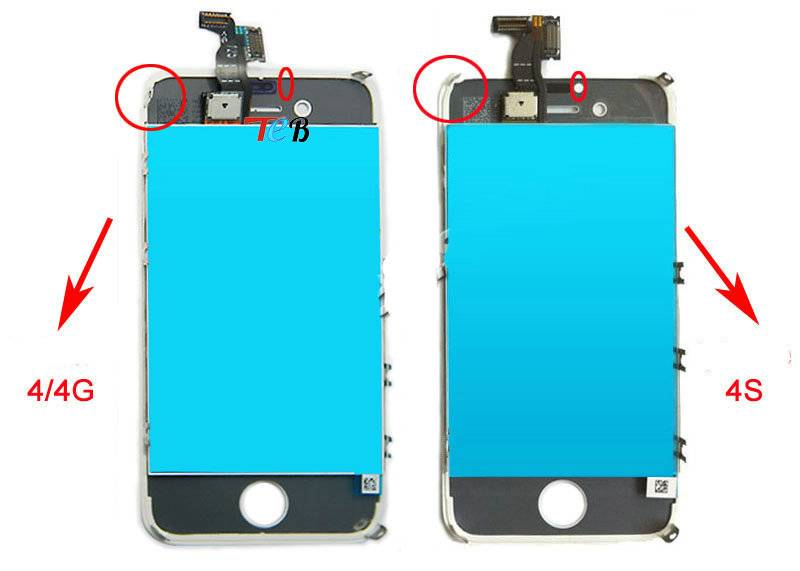 wholesale for iphone 4s lcd