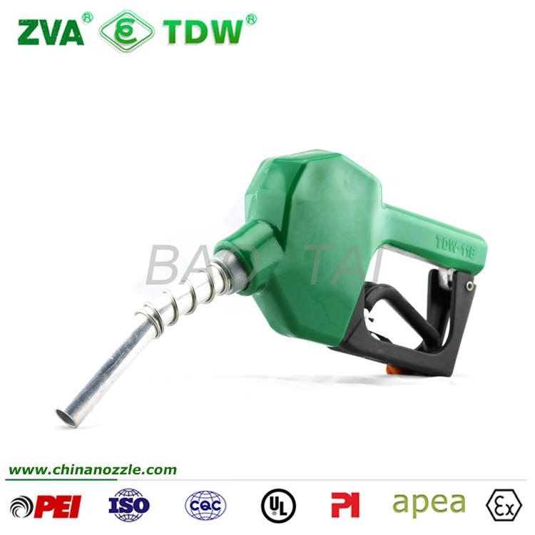hs price TDW 11b oil gun Automatic nozzle venturi nozzle for fuel filling station