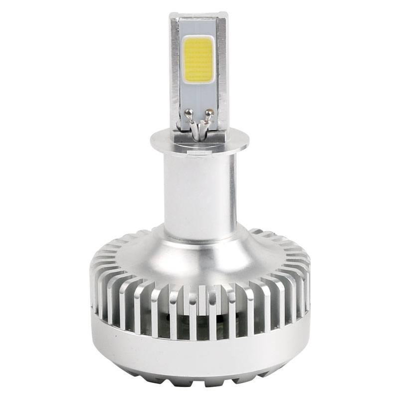 New H1 COB Chip Car LED Headlight