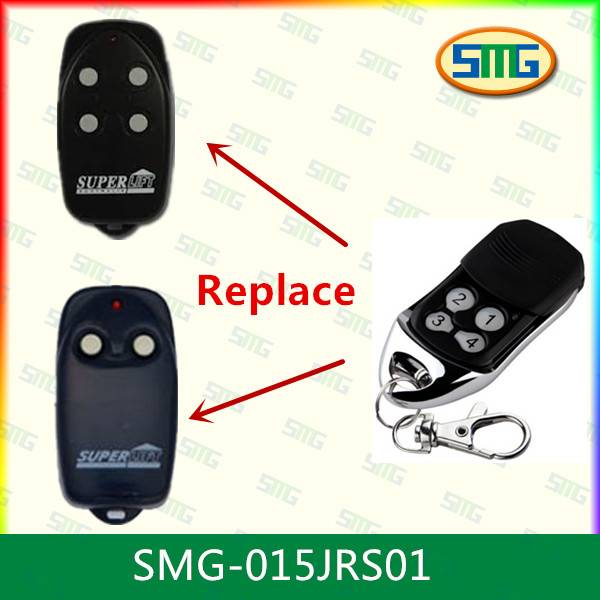 Compatible with SUPERLIFT 433.92MHZ wireless remote control
