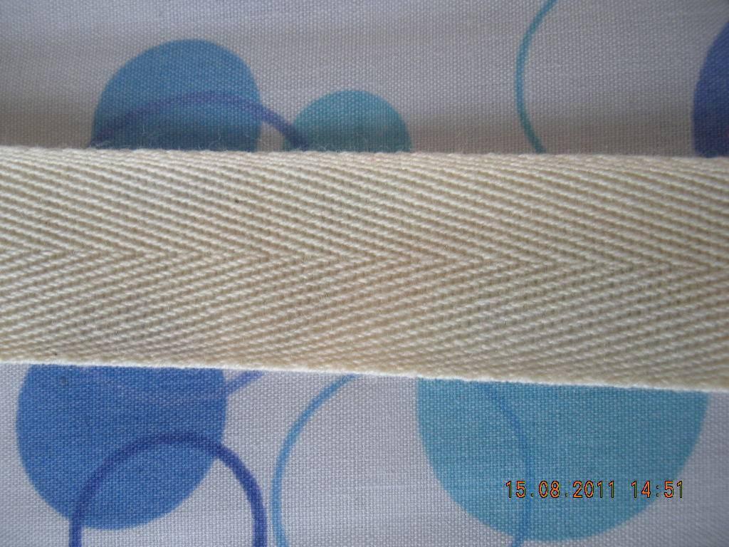 Herringbone webbing