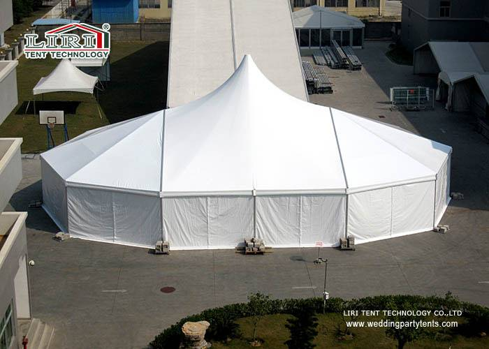 Aluminum Structurer High Peak Tent For Catering And Event