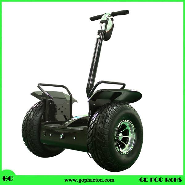 Lithium two wheels self balancing electric chariot I2