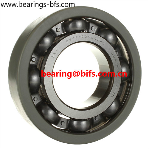 6215/C3VL0241 INSOCOAT ball bearing 70x150x35mm