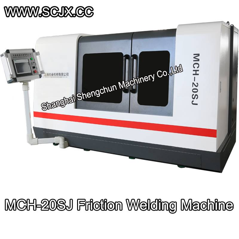 200KN shaft Friction Welding Machine