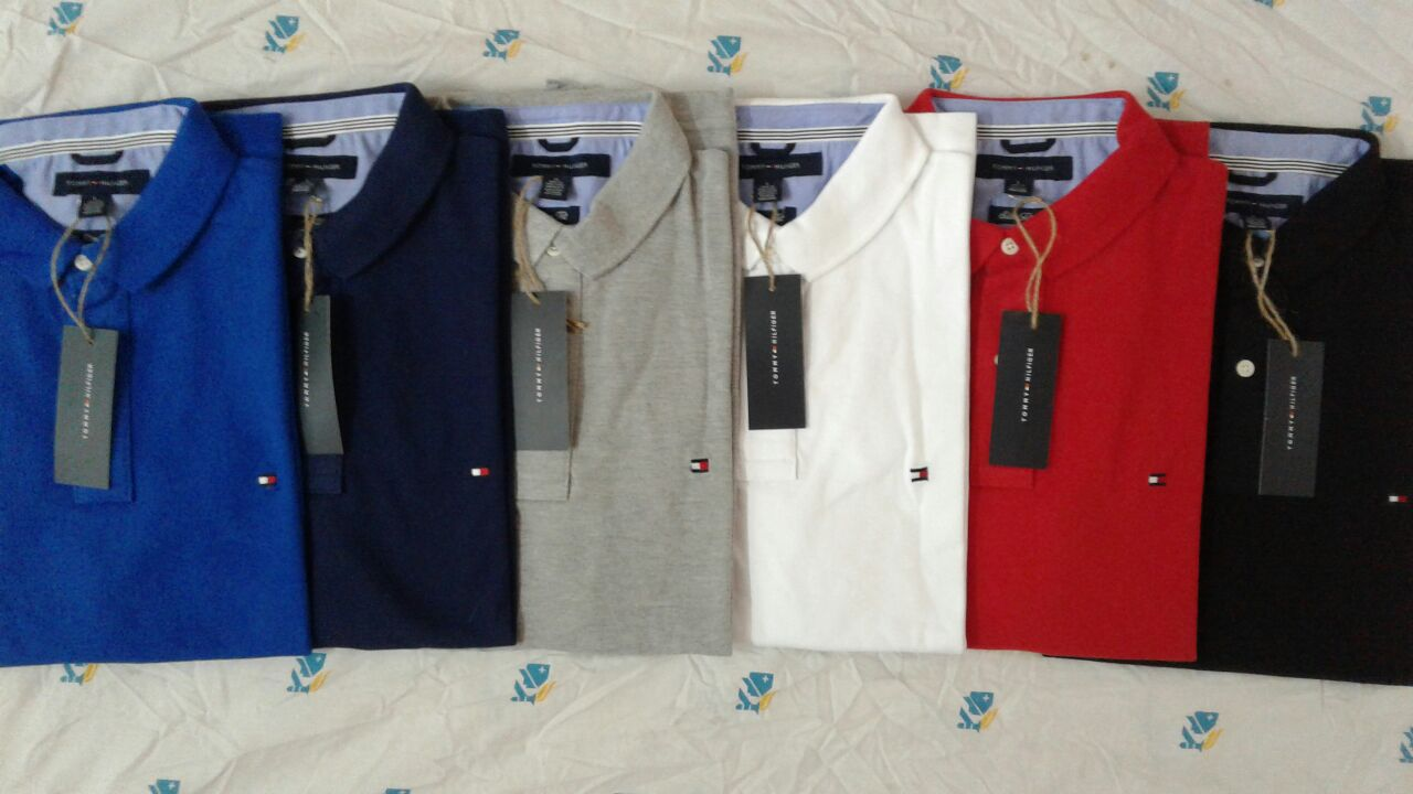 Tommyhilfiger Mens Polo