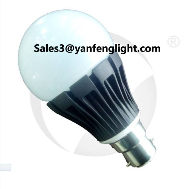 Ball LED Bulb Lamp Dim/Non-Dimable E27/B22