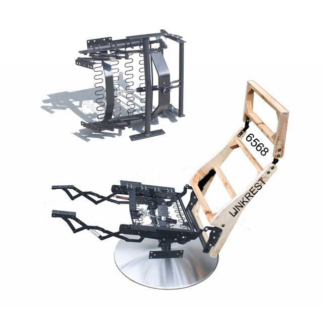 6566/6568 Manual and Power Emotion Recliner Mechanism